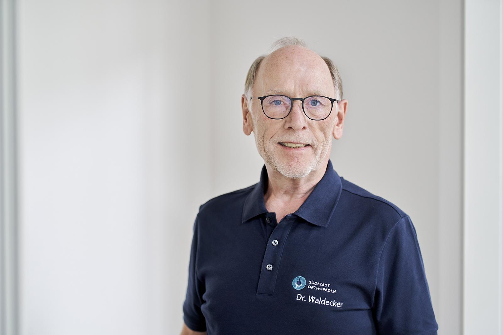 Arzt Orthopäde Waldecker